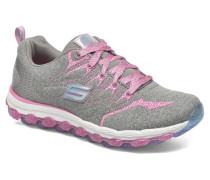 Skech Air Ultra Doub Sneaker in grau