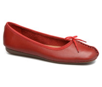 Freckle Ice Ballerinas in rot