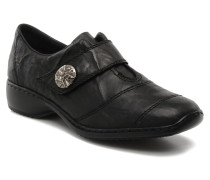 Dips L3871 Slipper in schwarz