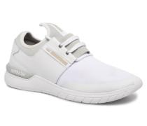 Flow Run Sneaker in weiß
