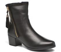 Bella Zip Stiefeletten & Boots in schwarz
