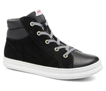 Runner Four Sneaker in schwarz