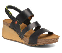 Borne 1320 Sandalen in schwarz