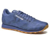 Cl runner jacquard tc Sneaker in blau