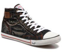 Icarus Sneaker in schwarz