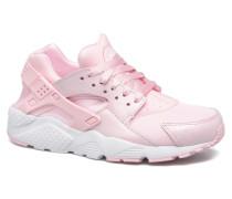 Huarache Run Se (Gs) Sneaker in rosa