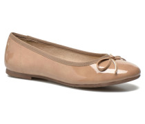 Lotusa Ballerinas in beige