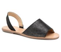 Psevey Sandalen in schwarz