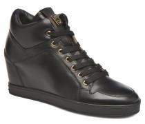 Jane Sneaker in schwarz