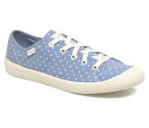 Flex Lace Pd W Sneaker in blau