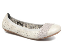 Cesia 41487 Ballerinas in grau