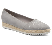 Sabine Ballerinas in grau