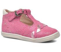 Palmela Stiefeletten & Boots in rosa