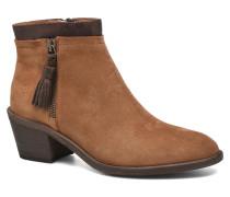 Neptune zip boots Stiefeletten & Boots in braun