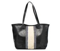 Cabas Chiva Handtaschen für Taschen in schwarz