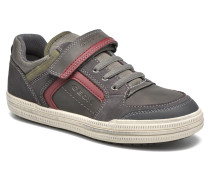 J Elvis D J64A4D Sneaker in grau