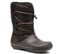 Crocband II.5 Cinch Boot W Stiefeletten & Boots in braun