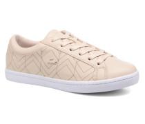 Straightset Lace 417 1 Sneaker in beige