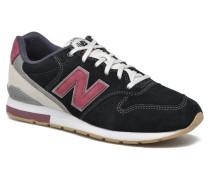 MRL996 Sneaker in schwarz
