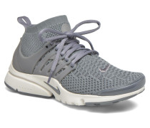 W Air Presto Flyknit Ultra Sneaker in grau