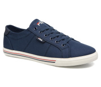 Newport Low Sneaker in blau