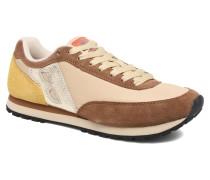 Runnings Sneaker in braun