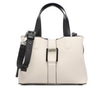 MAGNETIZE ME Porté main Handtasche in weiß