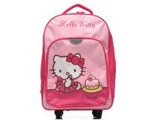 Sac à dos Trolley Rucksäcke für Taschen in rosa