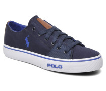 Cantor low NE Sneaker in blau
