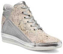 Fucio Sneaker in silber