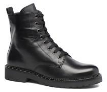 Moon Stiefeletten & Boots in schwarz