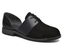 Bowie K200202 Schnürschuhe in schwarz