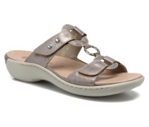 Play R8564 Clogs & Pantoletten in silber