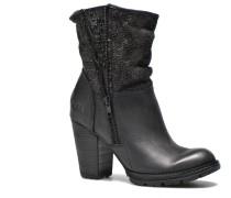 HanMu Stiefeletten & Boots in schwarz