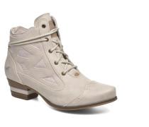 Améline Stiefeletten & Boots in weiß