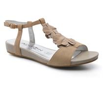 Emezi Sandalen in beige