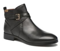 ROYAL W4D8614 Stiefeletten & Boots in schwarz