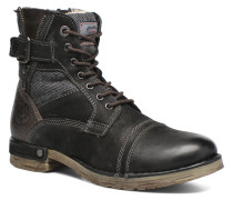 Balboa Stiefeletten & Boots in schwarz