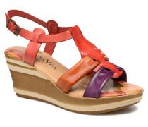 Socio Sandalen in mehrfarbig