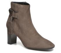 CHARLOTTE Stiefeletten & Boots in braun
