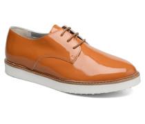 James Colors Schnürschuhe in braun