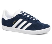Gazelle J Sneaker in blau