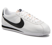 Classic Cortez Prem Sneaker in weiß