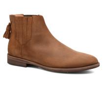 Dark chelsea Croute vintage Stiefeletten & Boots in braun