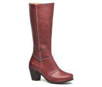 Genova 479 Stiefel in rot