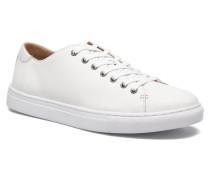 Jermain Sneaker in weiß