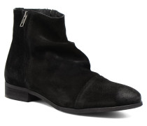 Pione M Stiefeletten & Boots in schwarz