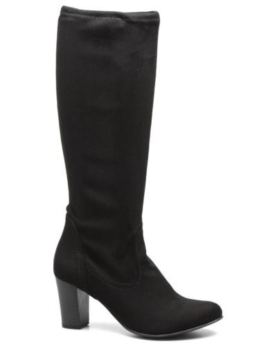 Britt Sleek Stiefel in schwarz