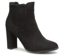 030509 Stiefeletten & Boots in schwarz