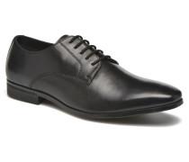Daninos Schnürschuhe in schwarz